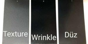 texture, wrinkle toz boya nedir